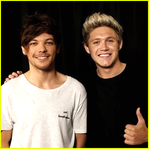 Louis Tomlinson Totally Dragged Niall Horan's 'Stranger Things' Fears
