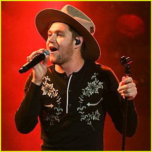 Niall Horan's AMAs 2017 Performance of 'Slow Hands' - Watch Video!