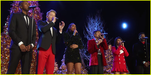 Pentatonix & Jennifer Hudson's Performance of 'How Great Thou Art' Will Blow You Away (Video)