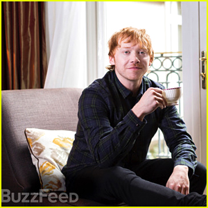 Rupert Grint Still Pretends To Be Ed Sheeran Sometimes