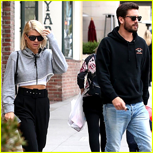 Sofia Richie & Boyfriend Scott Disick Shop for Men's Clothing
