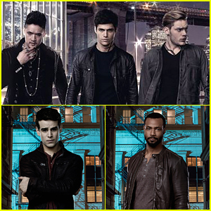 'Shadowhunters' Guys Featured In 'People's Sexiest Man Alive Issue & Fans Are Freaking Out!