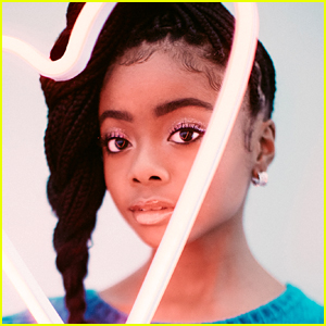 Skai Jackson Reveals The One Fashion Item That Gives Her Major Confidence