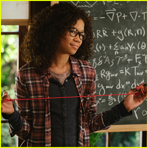 Storm Reid Travels Through The 5th Dimension in 'A Wrinkle in Time' Trailer - Watch!