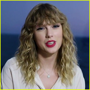 Taylor Swift Makes Surprise Appearance at AMAs 2017 via Video Message