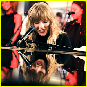 Taylor Swift Performs Stripped-Down 'Reputation' Songs at SiriusXM - Listen Now!