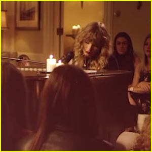 Taylor Swift Performs 'New Year's Day' During Secret Session - Watch Now!