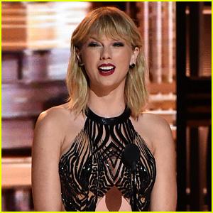 Taylor Swift Wins Her 12th CMA Award!