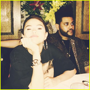 The Weeknd Clears His Instagram of Ex Selena Gomez!