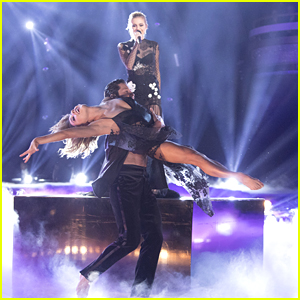 Val Chmerkovskiy & Jenna Johnson Dance To Kelsea Ballerini's 'Legends' on DWTS Season 25 Finale (Video)