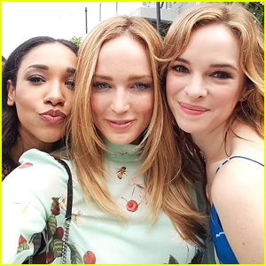 Danielle Panabaker, Candice Patton & Caity Lotz Will Speak on 'Wonder Women' Panel For 'DC in D.C.' Weekend