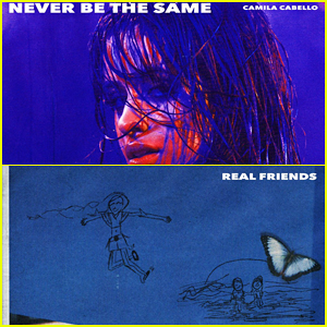 Camila Cabello Drops Two Songs: 'Never Be the Same' & 'Real Friends' - Stream, Lyrics & Download!