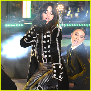 Camila Cabello Brings Down Times Square with 'Havana' NYE Performance!