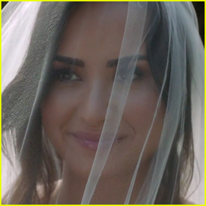 Demi Lovato Is a Beautiful Bride in 'Tell Me You Love Me' Music Video - Watch!