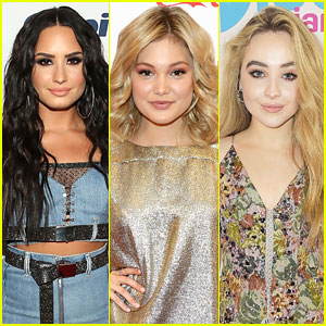 'Disney Holiday Songs' Playlist Features Demi Lovato, Olivia Holt, Sabrina Carpenter, & More - Listen Here!