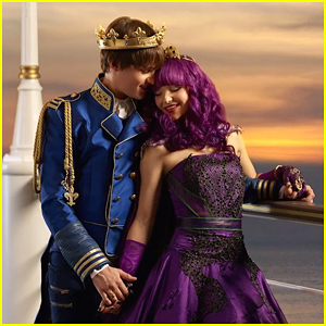 Dove Cameron Admits She Doesn't Care About Mal & Ben's Love Story That Much