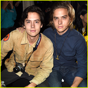Dylan Sprouse Says He's 'Immensely Proud' of Brother Cole