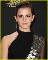 Emma Watson Will Present at the Golden Globes 2018