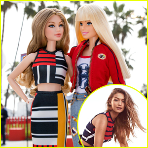 Gigi Hadid's New Barbie Actually Looks Exactly Like Her