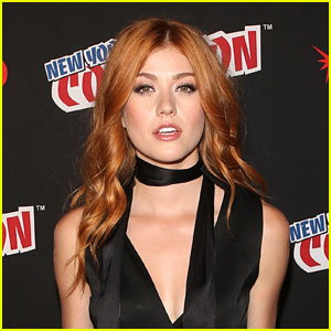 Katherine McNamara Wraps Season 3A of 'Shadowhunters'