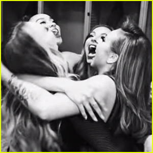 Little Mix Dedicate New 'Nothing Else Matters' Video To Fans