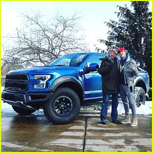 Logan Paul Buys Dad His Dream Truck For Christmas!