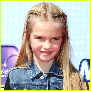 Good Luck Charlie's Mia Talerico Is Growing Up Fast - She Has Braces Now!