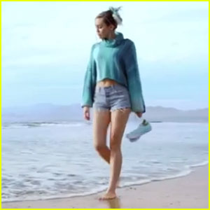 Miley Cyrus Visits Her Favorite Places in Converse Campaign - Watch Now!