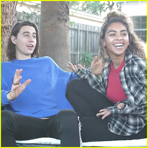 Nash Grier Introduces World To Girlfriend Taylor Giavasis