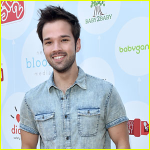 Nathan Kress & Newborn Daughter Rosie Were Delivered By The Same Doctor!
