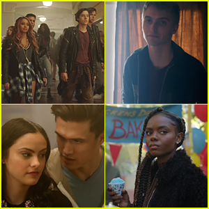 Chic Cooper Makes 'Riverdale' Debut in 2018 - Watch The New Promo Now!