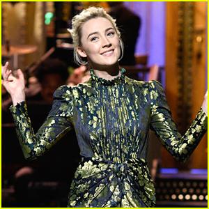Saoirse Ronan Teaches Us How to Pronounce Her Name Through Song - Watch!