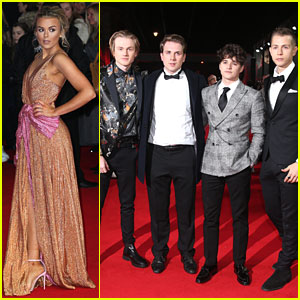 Tallia Storm & The Vamps Premiere 'Star Wars: The Last Jedi' In London