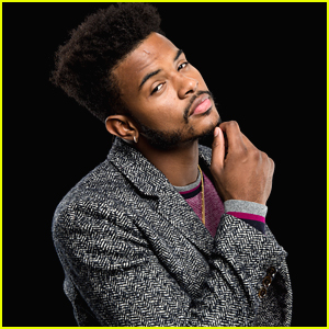 Grown-ish's Trevor Jackson Really Wants To Star In a Movie With This Legendary Actor