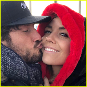 Val Chmerkovskiy Feels 'Lucky' To Be With Jenna Johnson