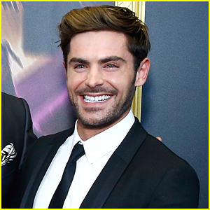 Zac Efron is Happy To Be Back in the Musical Business