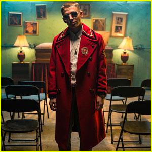 Zach Clayton Shaves Head In 'Off White' Music Video As New Rap Alter Ego BadZach