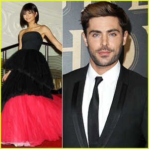 Zendaya Stuns at 'The Greatest Showman' Premiere Alongside Zac Efron