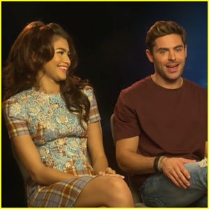 Zac Efron Says His On-Screen Kiss with Zendaya For 'The Greatest Showman' Is His Favorite 'Ever'