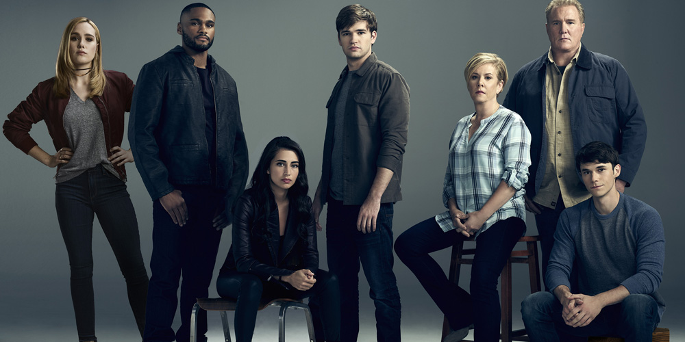 Burkely Duffield, Dilan Gwyn & 'Beyond' Cast Sum Up Season 2