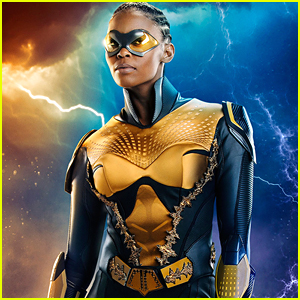 'Black Lightning' Reveals First Look at Nafessa Williams' Thunder