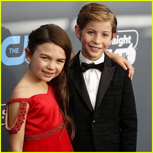 Young Star Brooklynn Prince Invites Fellow Nominees For Ice Cream Following Critics' Choice Awards Win