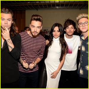 Camila Cabello Is Nominated at iHeartRadio Music Awards In a Category with All Former One Direction Members!