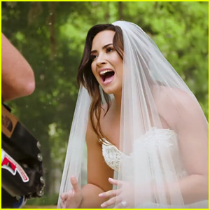 Demi Lovato Takes Us Behind the Scenes of Her 'Tell Me You Love Me' Music Video - Watch!