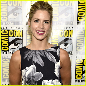 Emily Bett Rickards Is Glad That the 'Arrowverse' Crossovers Are Only Once A Year