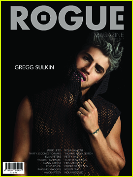 Gregg Sulkin Gets Honest About Growing Up as an Actor!