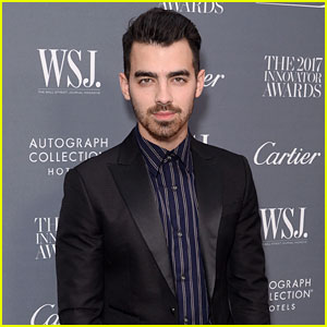 Joe Jonas Thinks He Looks Like a Barbie - See the Pics!