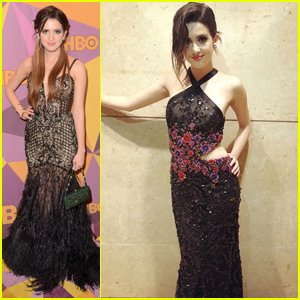 Laura Marano Debuts Two Additional Looks at Golden Globes 2018