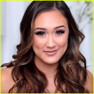 LaurDIY Got a Glam Makeover From Manny MUA - Watch!