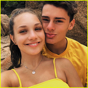 Maddie Ziegler Celebrates Her 1 Year Anniversary with Boyfriend Jack Kelly In The Cutest Way